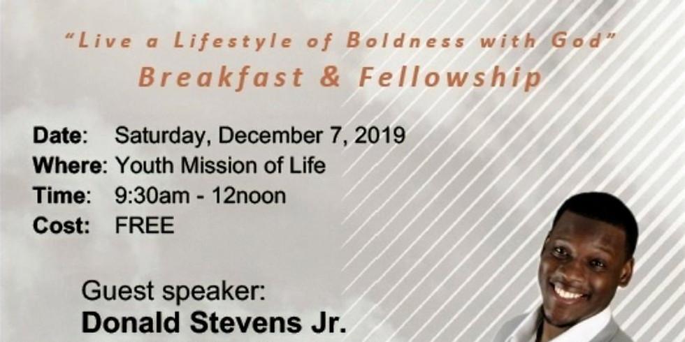 Men's Breakfast & Fellowship