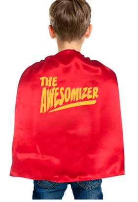 The Awesomizer Cape