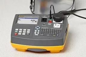 Fluke portable appliance tester