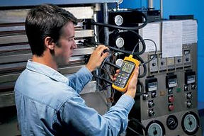 Fluke contact thermometers