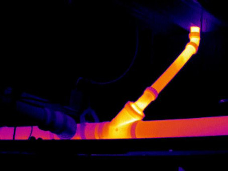 How to spot and address potential process problems using thermal imaging