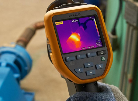 How infrared cameras help you stay safe on the job