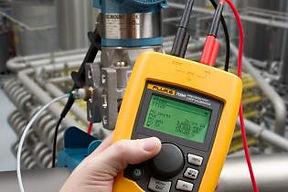 Fluke mA loop calibrator