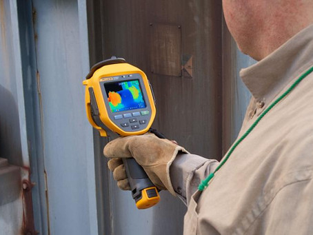 How to best present thermal inspection results