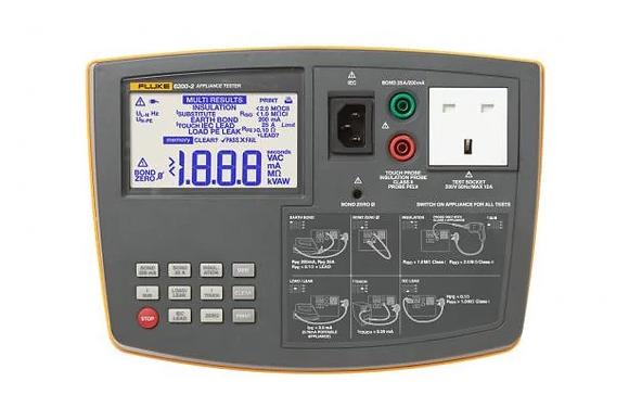 Fluke 6200-2 Portable Appliance Testers