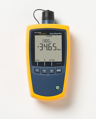 Fluke Networks SimpliFiber® Pro Optical Power Meter and Fiber Test Kits