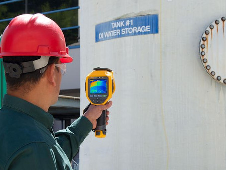 The role of infrared cameras in maintenance operations