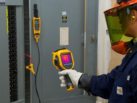 Using your infrared camera to validate repairs
