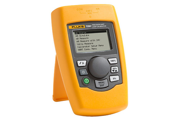 Fluke 709H Precision Loop Calibrator with HART Communications