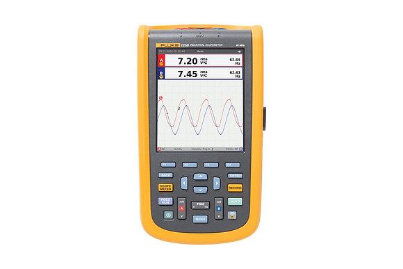 Fluke 120B Series Industrial ScopeMeter handheld Oscilloscopes