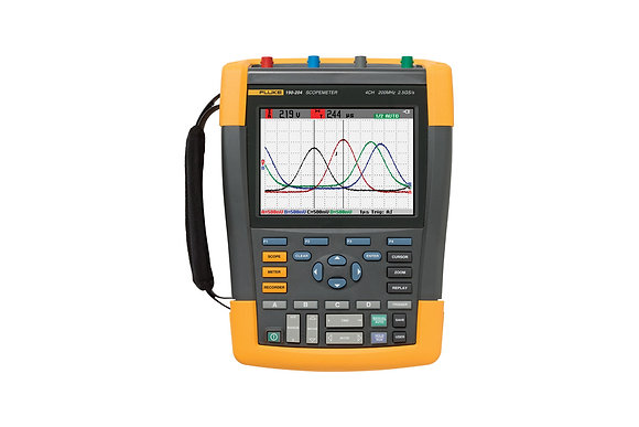 Fluke 190 II Series ScopeMeter® Test Tool