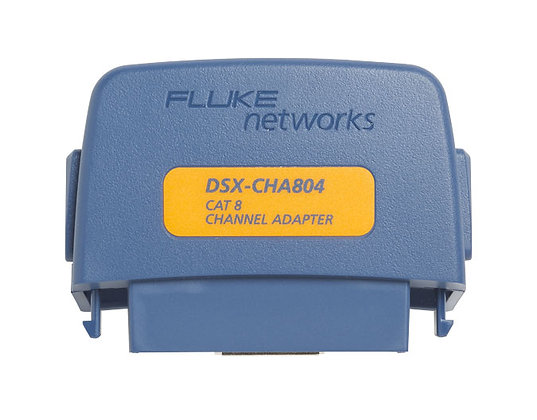 Fluke Networks DSX-CHA804S Cat.8 Channel Adapter