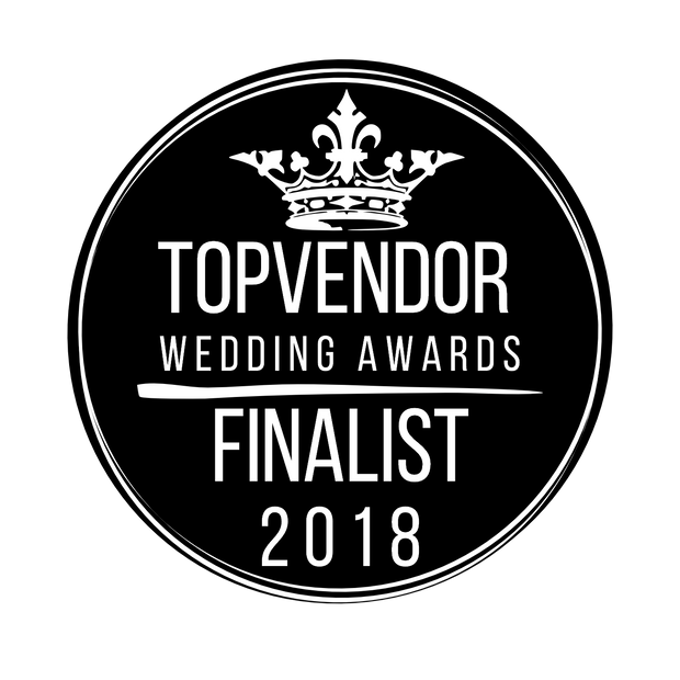 TOP VENDOR WEDDING AWARDS