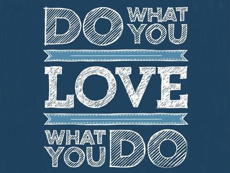 Doen wat je leuk vindt, een ideaalbeeld?