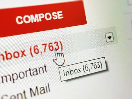 E-mail, een vloek of een zegen?
