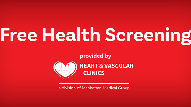 Free Heart Health Screening - Clay Center