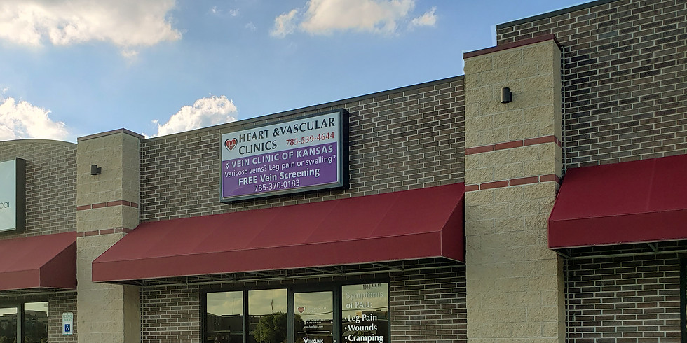 Junction City Heart and Vascular Clinics Open House