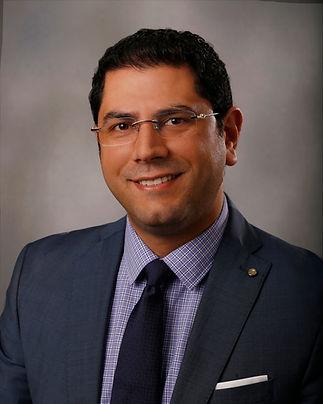 Dr. Ramez Smairat, interventional cardiologist