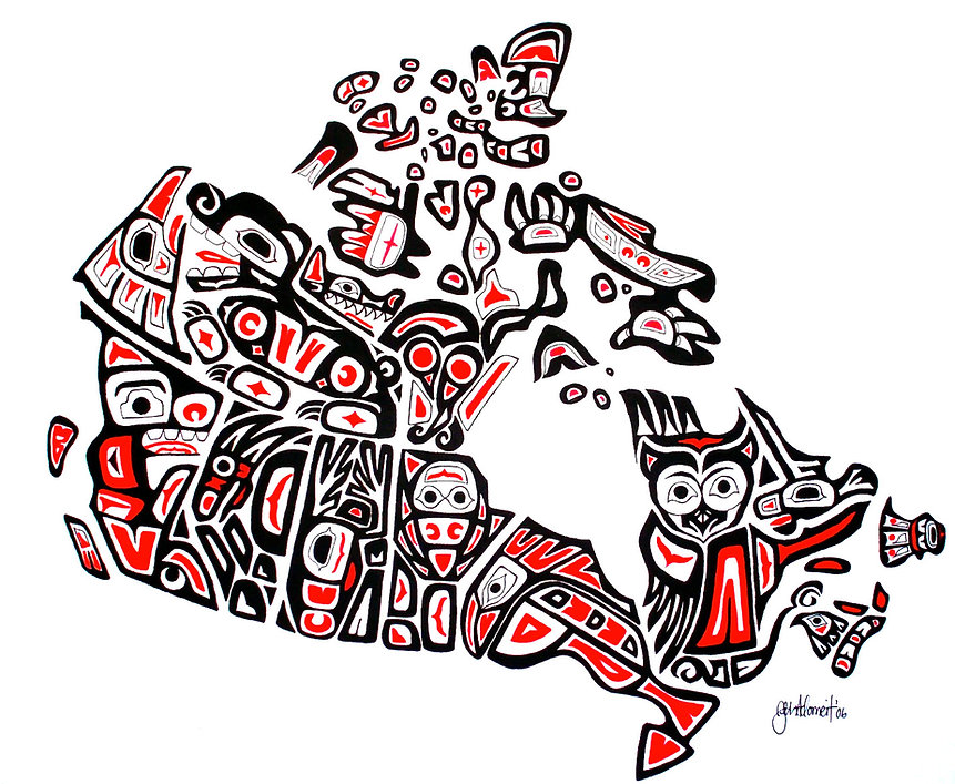 Claiming a Name This is a Canadian Issue Reflecting on TRC