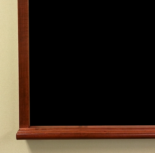 """Series 400 Chalkboard - 48""""h x 144""""w"""