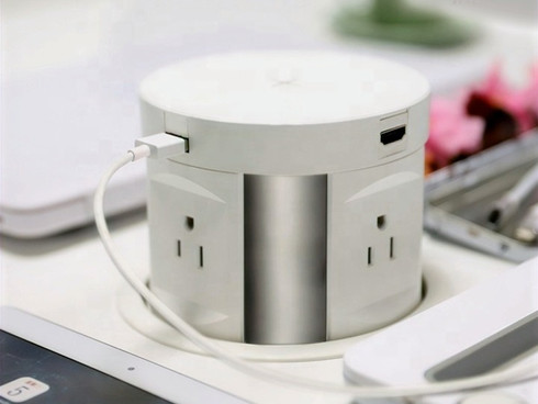 Power & Data Outlets