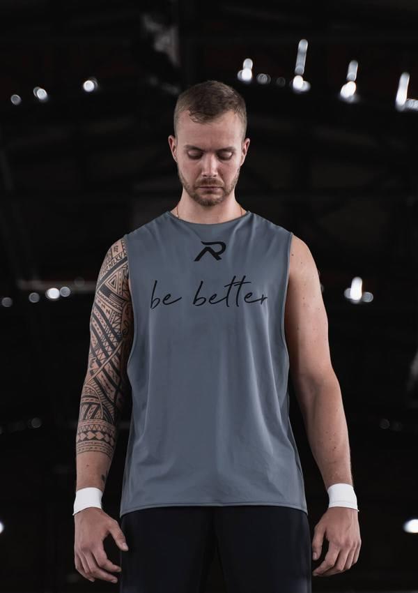 Be Better' Muscle Shirt