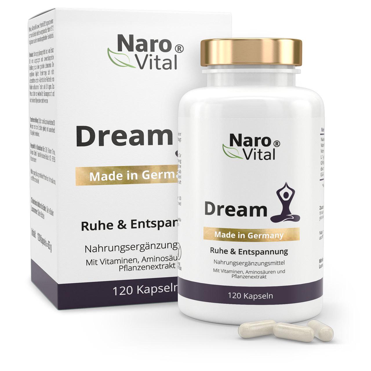 Dream- Ruhe & Entspannung