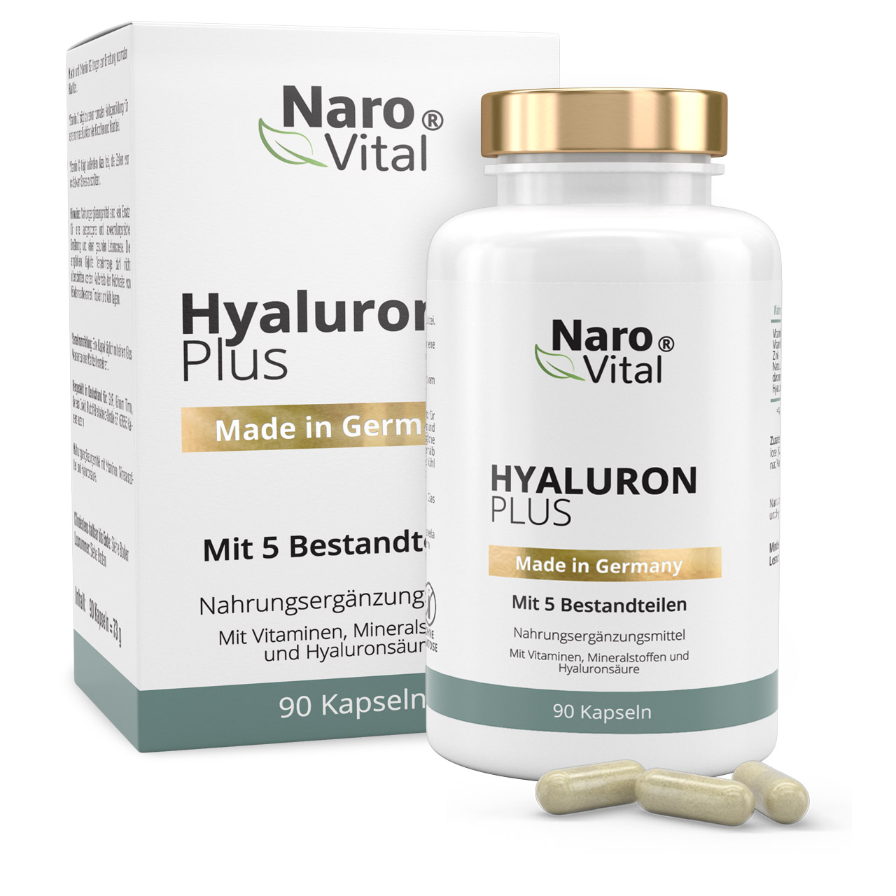 Hyaluron Plus – Anti-Aging & Gelenke