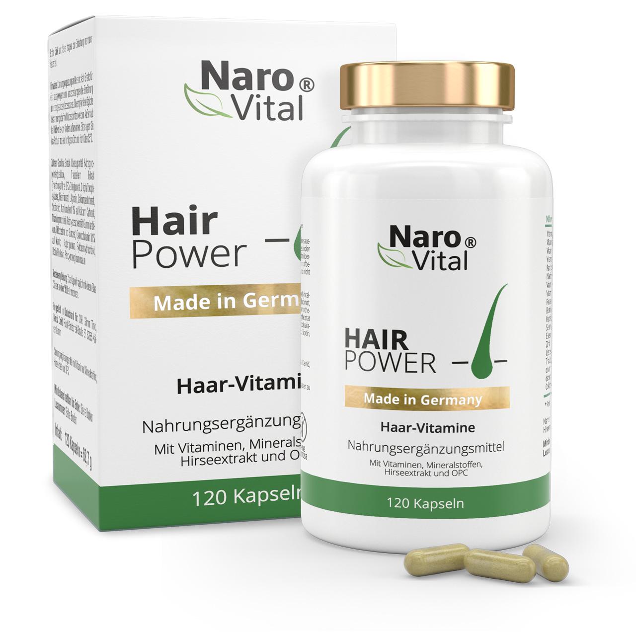 Hair-Power – Haar Vitamine