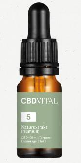 CBD - Öl 5%