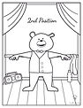 Dancing Bear - Second Position Boy-02 (1