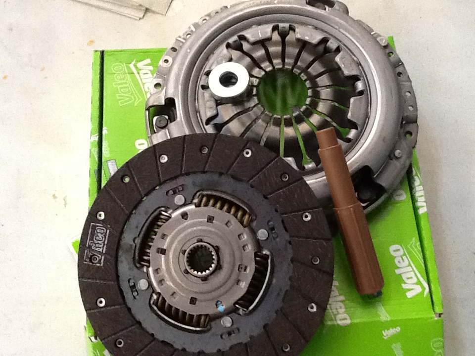 KIT CLUTCH RENAULT DUSTER 2.0