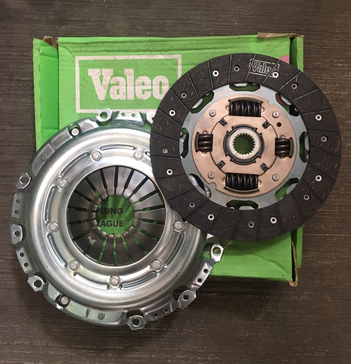KIT CLUTCH FORD FOCUS 2.0 99-05