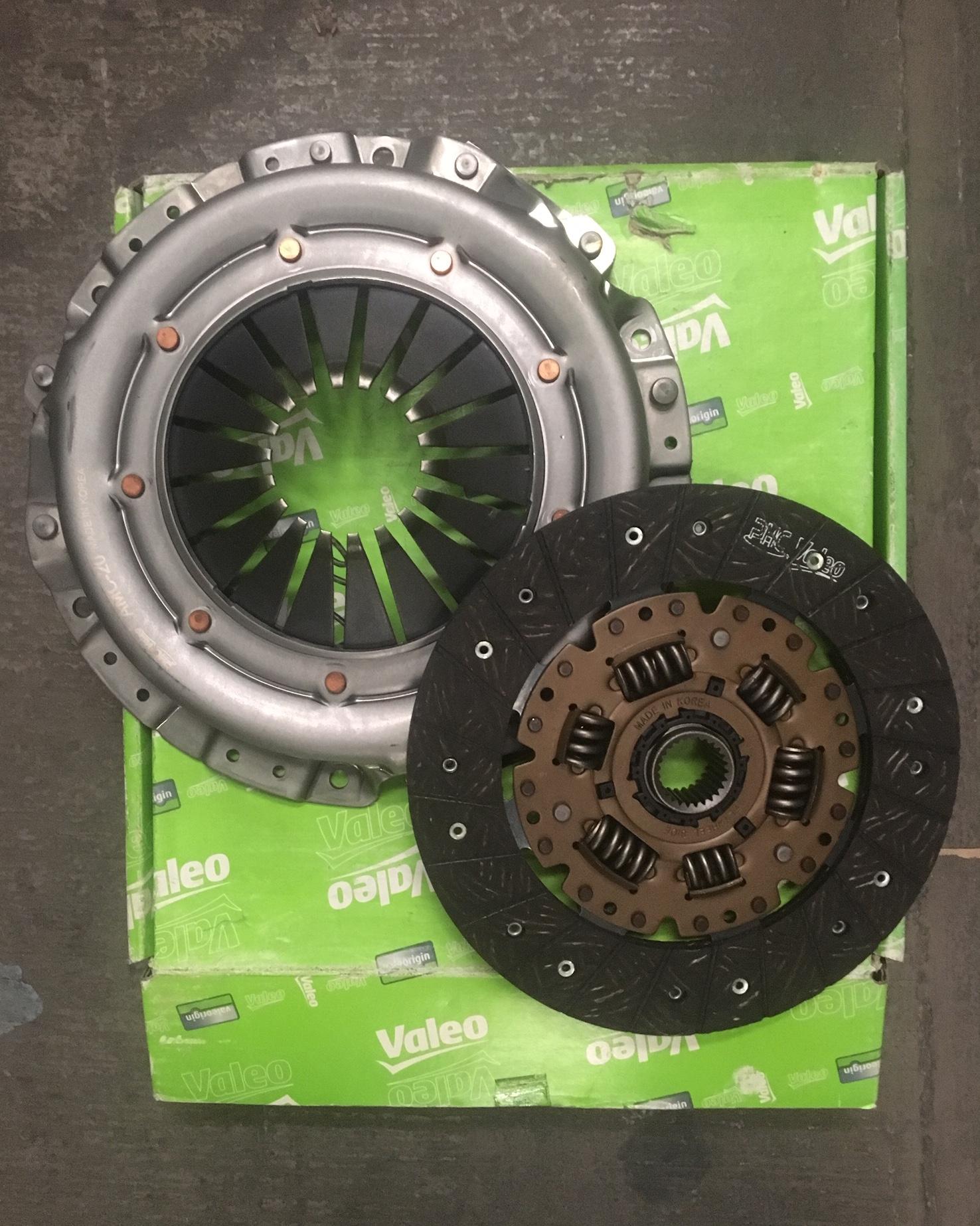 KIT CLUTCH BLAZER V6 3.1 S10 2.2