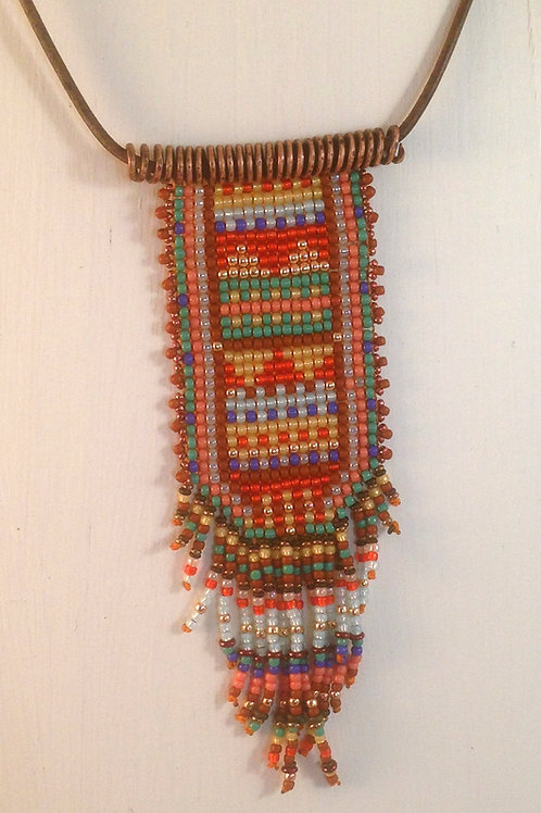 Southwest Loomed Pendant Kit