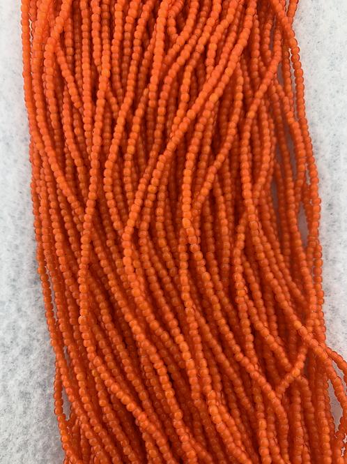 Orange White Hearts - 11 - 807