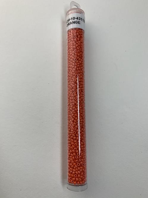 Intensive Orange Seed Bead - 43112