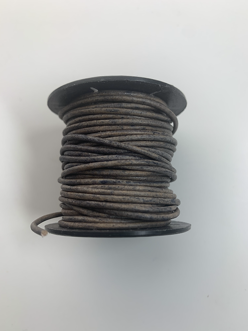 Leather Natural Gray - 1.5mm