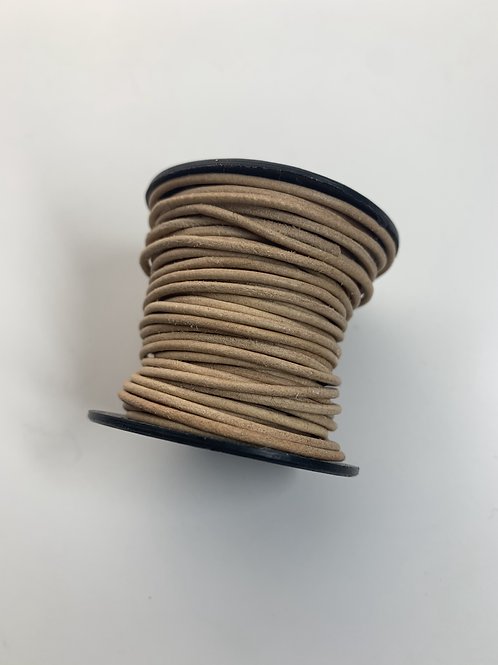 Leather Natural - 1.5mm