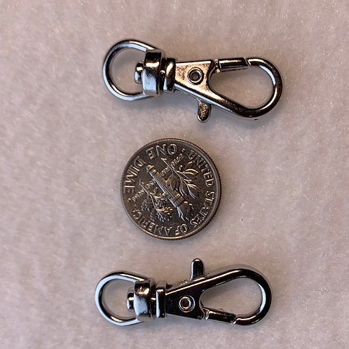 10 x 30mm Swivel Clasp