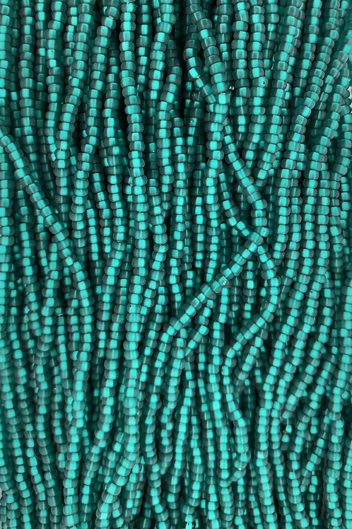 Emerald Mat Silver Lined -11 - 17m