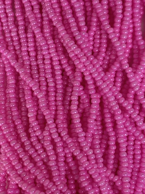 Pink Chalk Dyed - 11 - 674