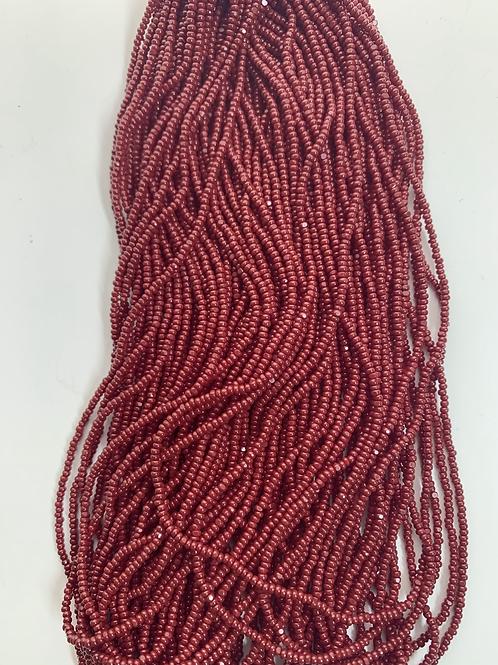 Opaque Dark Red   13c-01007