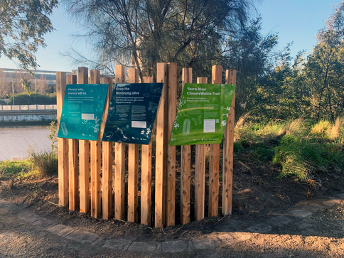 CLIMATEWATCH TRAIL
