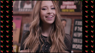 """KALIE SHORR LAUNCHES COLORFUL INSTANT GRAT VIDEO FOR NEW SINGLE, """"CANDY,"""" EXCLUSIVELY ON APPLE MUSIC"""