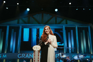 Capitol Records Nashville's Caylee Hammack Stuns With Unforgettable Grand Ole Opry Debut Performance