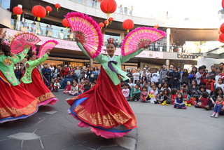 SANTA MONICA PLACE RINGS IN THE YEAR OF THE PIG WITH ANNUAL LUNAR NEW YEAR CELEBRATION FEB. 2
