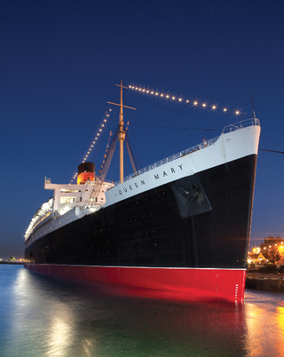 Celebrate Labor Day Weekend Aboard the Iconic Queen Mary in Long Beach