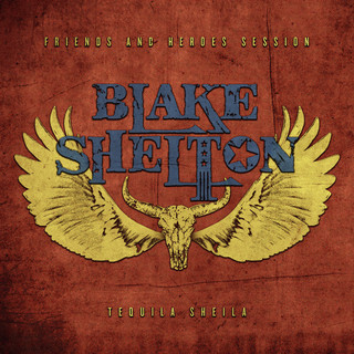 "BLAKE SHELTON RELEASES COVER OF OUTLAW LEGEND BOBBY BARE'S ""TEQUILA SHEILA"""