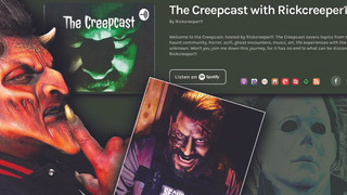 California Focus Interview with Scare Actor and Podcaster Rickcreeper11